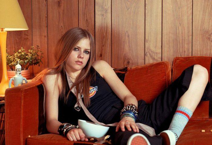 Avril Lavigne Punk